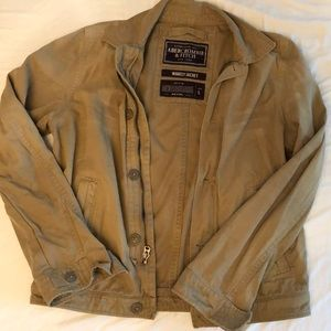 Abercrombie and Fitch Wakely jacket.